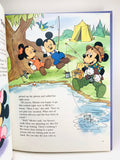 Walt Disney's 'Here We Go and Here We are' Childrens Book