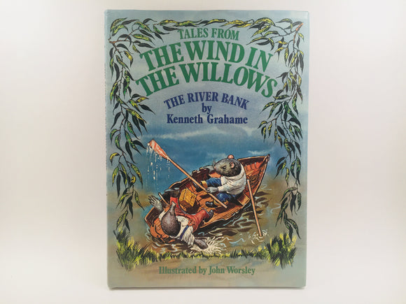 1980's Tales from The Wind in the Willows, The River Bank