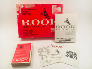 SOLD! Rook, The Game of Games 1963