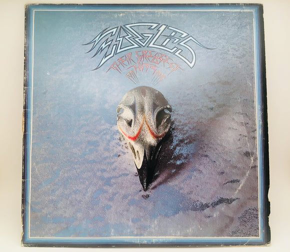 Eagles, Their Greatest Hits Album LP Record