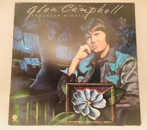 Glen Campbell, Southern Nights Album LP Record