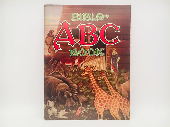 1937 Bible ABC Book