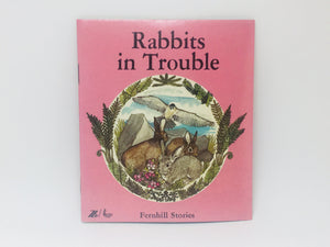 SOLD! 1979 Rabbits in Trouble by Terence Kelshaw