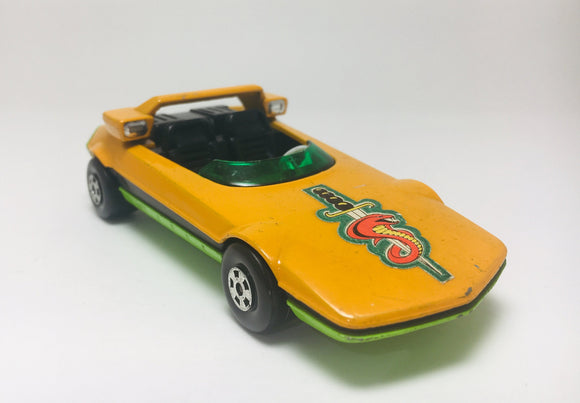 1971 Matchbox Speed Kings K-31 Bertone Runabout