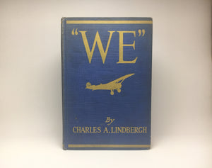 1928 WE by Charles A. Lindbergh