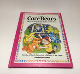 SOLD! 5 - 1983/84 Care Bears Hardcover Books