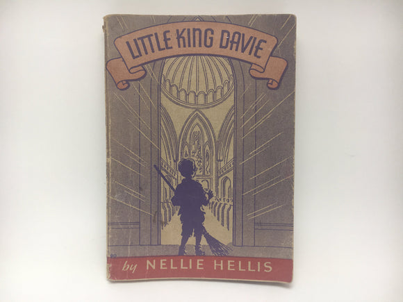 1943 Little King Davie by Nellie Hellis