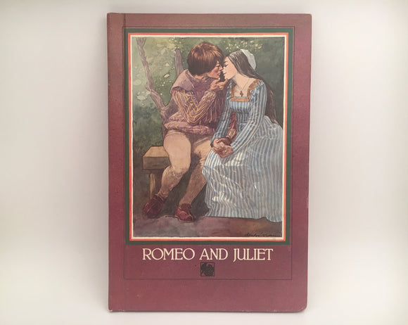 1980 Romeo and Juliet published by Raintree Publishers