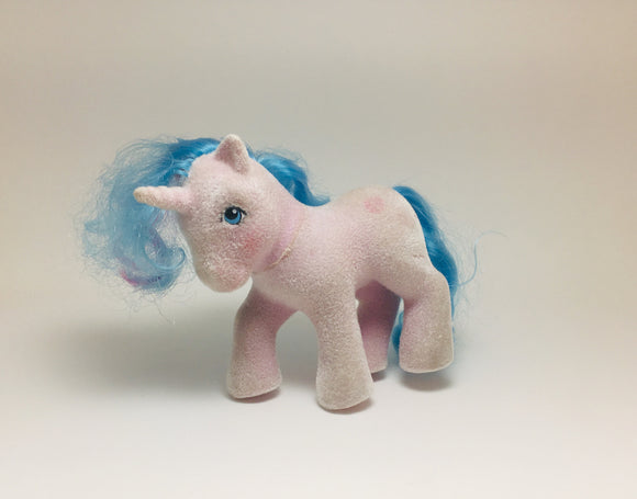Buttons G1 So Soft Pony, My Little Pony