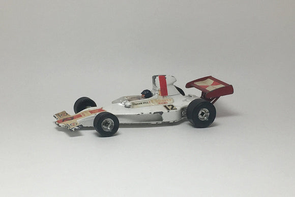 1970s Vintage Corgi 156 Graham Hill Embassy Shadow-Ford Race Car