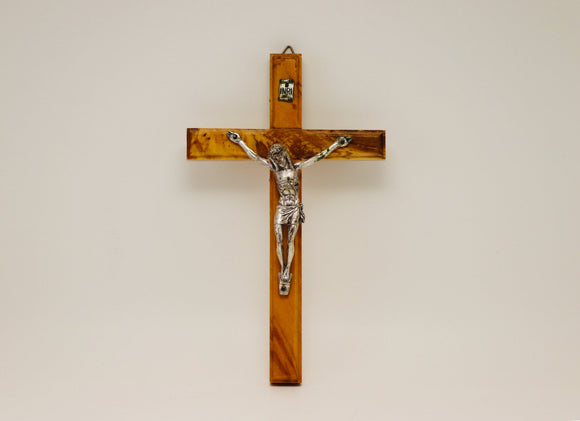 SOLD! Genuine Olive Wood Cross Made in Italy