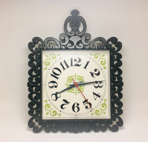 SOLD! 1970's Spartus Wall Clock