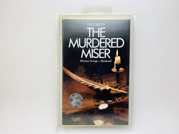 The Case of The Murdered Miser, Cape Cod Radio Cassette
