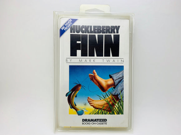 NBC Theatre Presents 'Huckleberry Fin' Book on Cassette