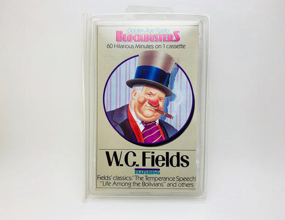 Golden Age Radio, W. C. Fields Cassette