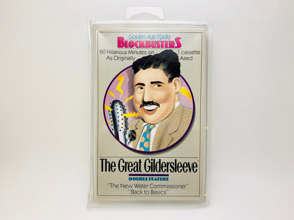 The Great Gildersleeve, Golden Age Radio Blockbusters Cassette