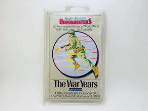 The War Years, Golden Age Radio Blockbusters Cassette