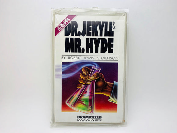Dr. Jekyll & Mr. Hyde and Frankenstein, Books on Cassette