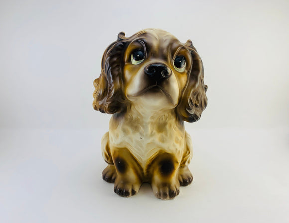1960's ESD Japan Porcelain Cocker Spaniel Planter
