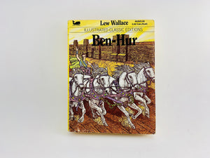 SOLD! 1983 Ben Hur, Illustrated Classic Edition