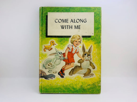 SOLD! 1960 Come Along With Me, Canadian Reading Development Series