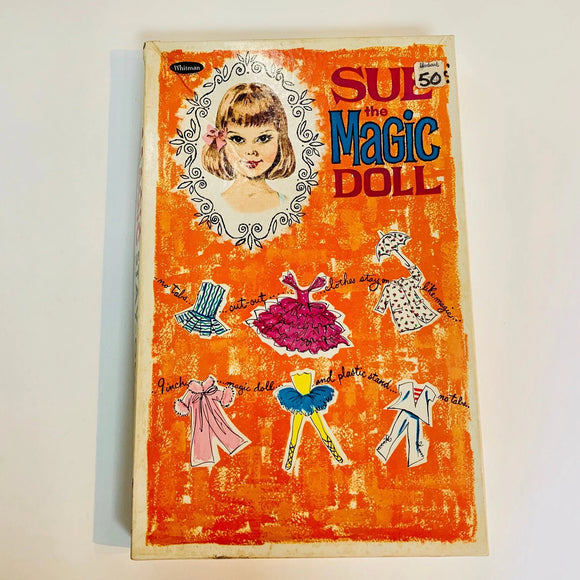1964 Sue the Magic Doll - Paper Doll