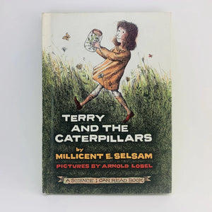 SOLD! 1962 Terry and the caterpillars