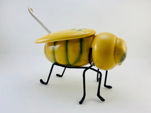 SOLD! 1950's Porcelain Honey Bee