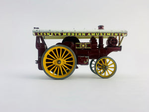 SOLD! Original Models of Yesteryear No9 Fowler Showman's Engine