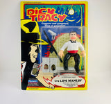 1990 NOS Dick Tracy Villain Lips Manlis - Coppers and Gangsters Action Figure