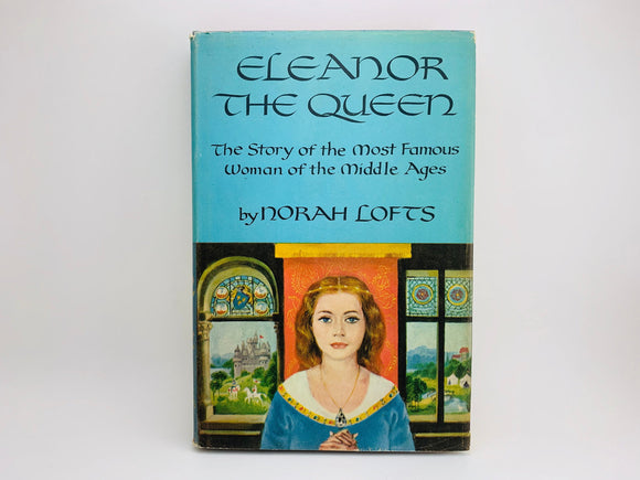 1955 Eleanor The Queen - First Edition