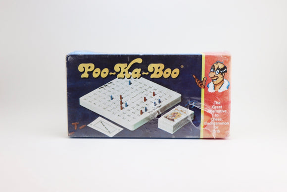 SOLD! 1979 Poo-Ka-Boo Game