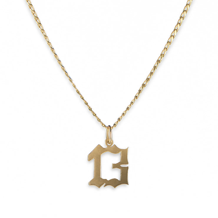 LUCKY - The Numbers Necklace