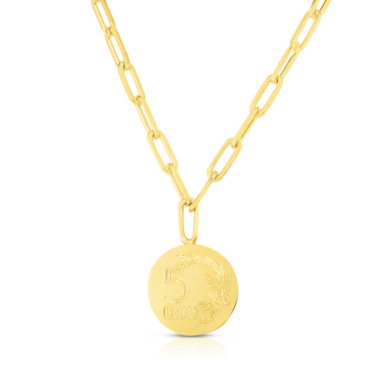 LEK - The Coin Necklace