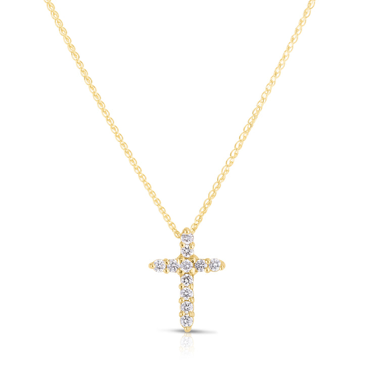 EVE - The Diamond Cross Pendant