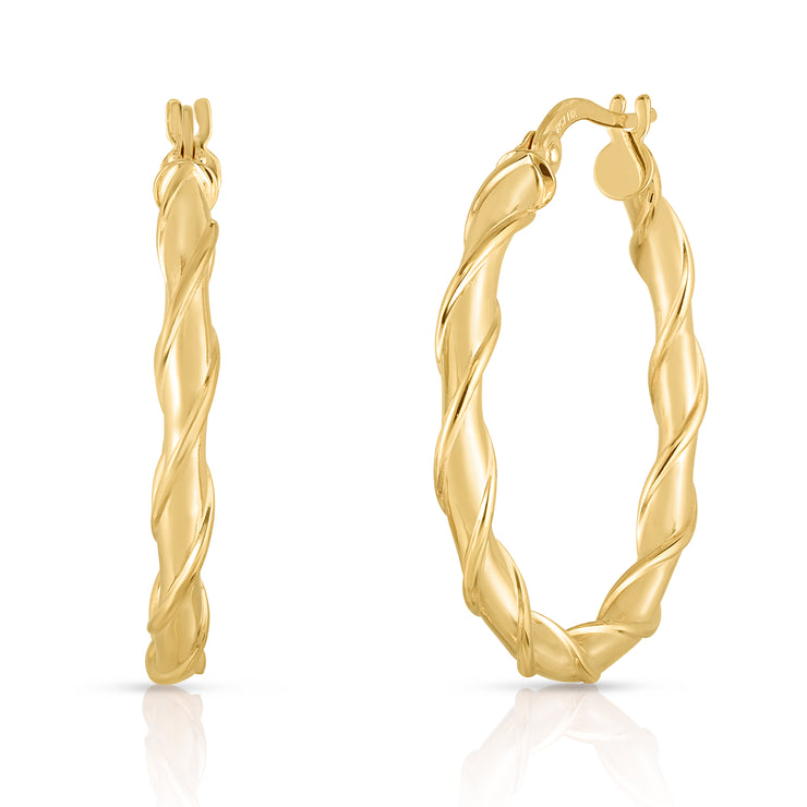 JASMIN - The Spiral Hoops
