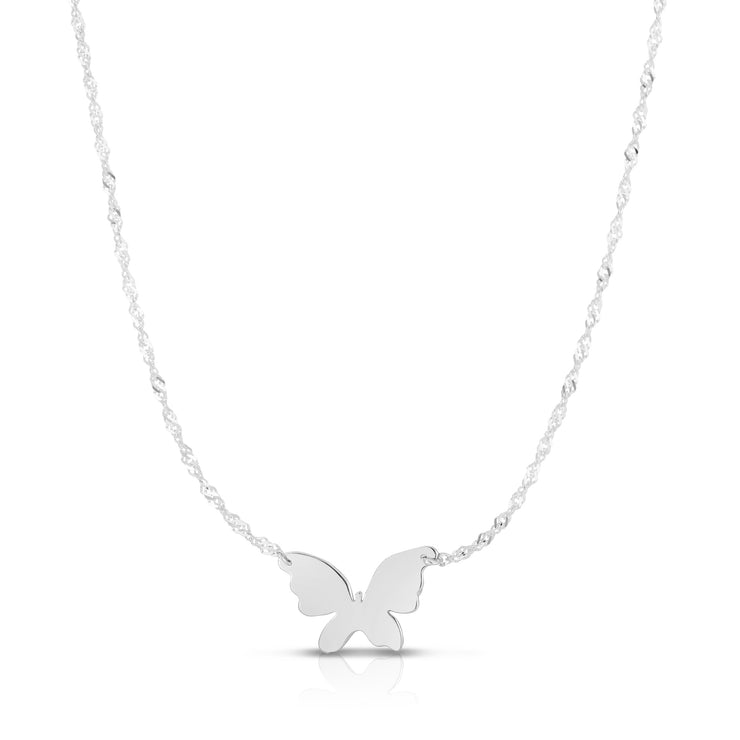SOPHIA - The Butterfly Necklace