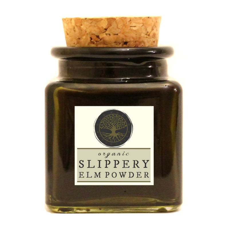Slippery Elm Powder: Banish Backstabbers & End Slander - Old World Witchcraft