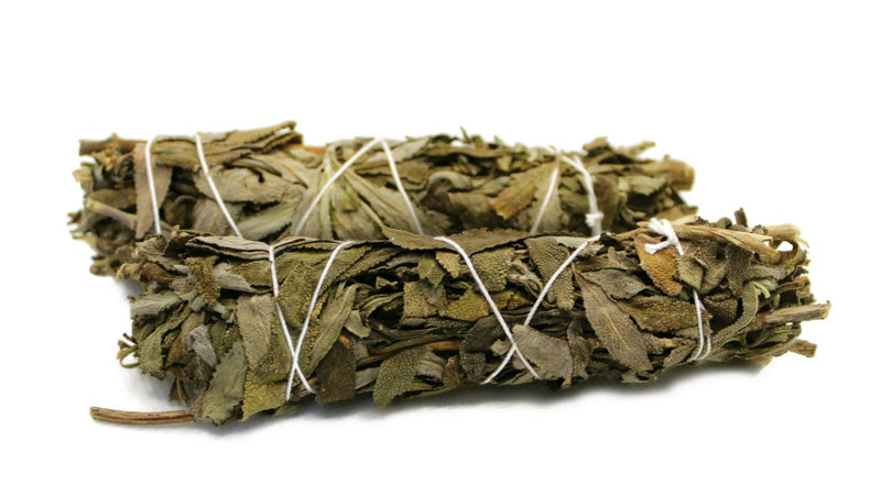 Wild Lavender and Orange Blossom Smudge Bundle: Charisma, Love & Marriage - Old World Witchcraft