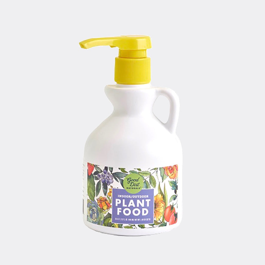 Plant Food With Pump