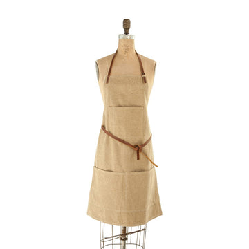 Cotton Canvas Apron