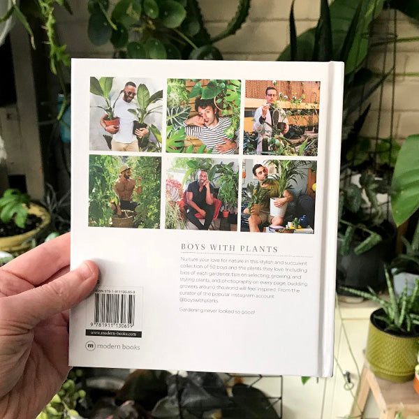 Boys With Plants (Hardcover)