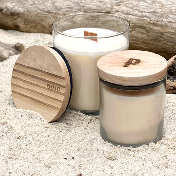 Pirette Surf+Sunscreen Candle