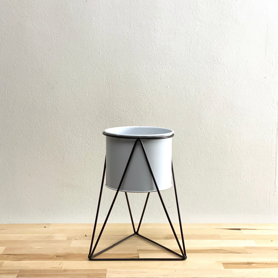 Lars Plant Stand (White)