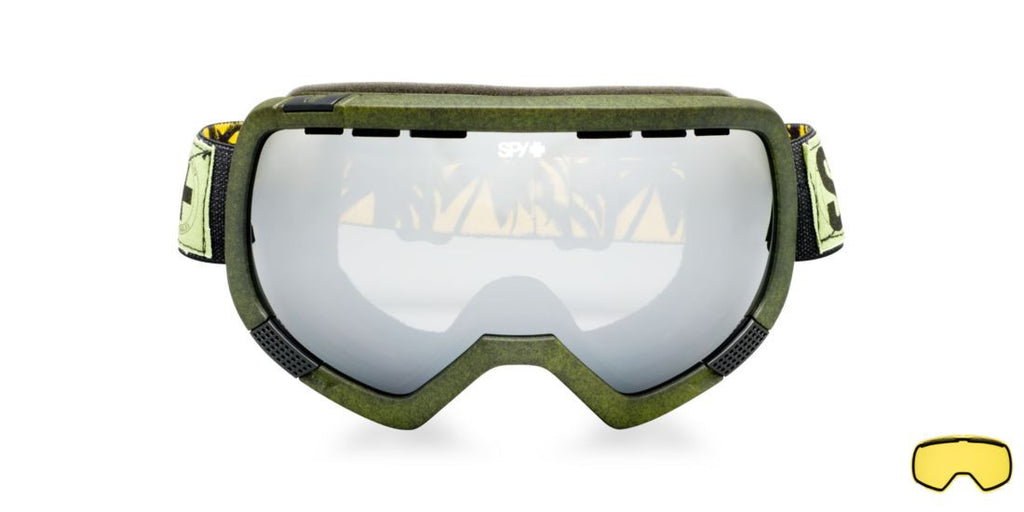 Spy Goggles PLATOON  Black / Grey
