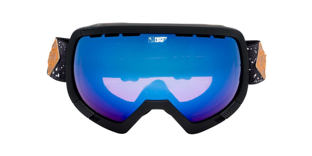 Spy Goggles PLATOON 01 Black / Blue