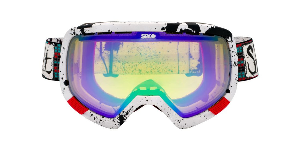 Spy Goggles PLATOON WILEY White / Green