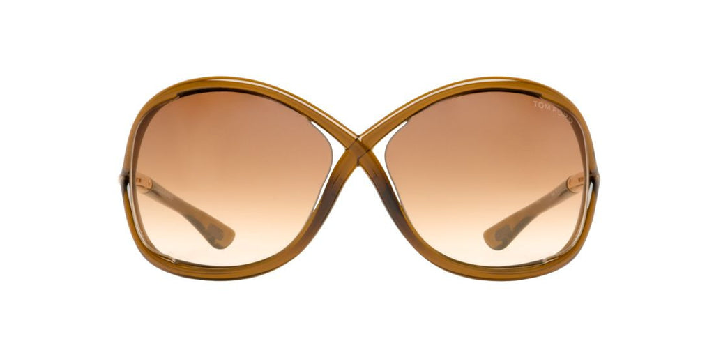 Tom Ford FT0009 WHITNEY Brown / Brown