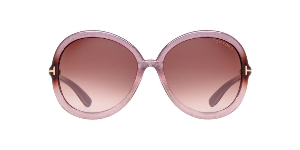 Tom Ford FT0276 CANDICE Pink / Brown