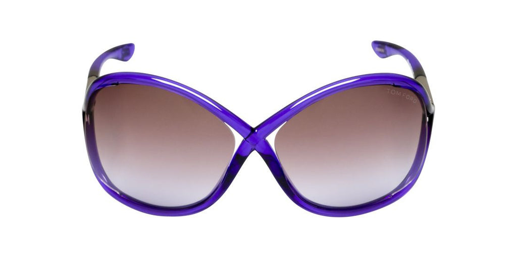 Tom Ford FT0009 WHITNEY Purple / Brown